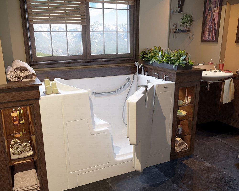 Hydrotherapy Walk-in Tub