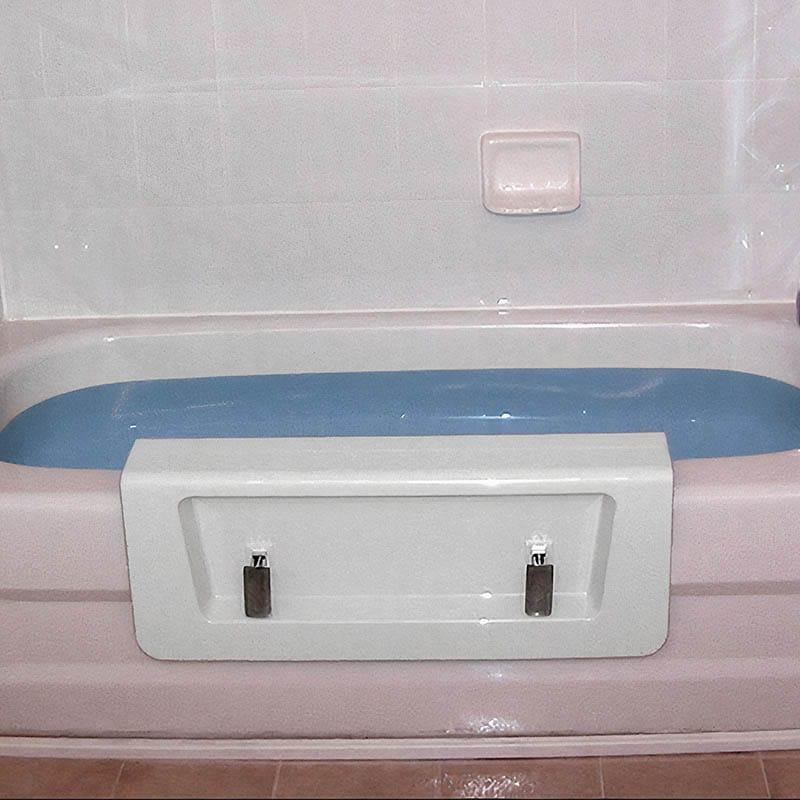 Walk-thru Tub Insert with Door